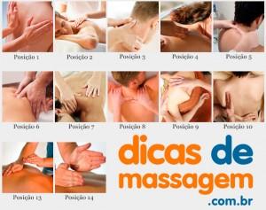 Passo a passo sobre como fazer massagem no pescoço