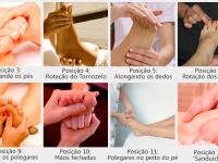 Como fazer massagem nos pés