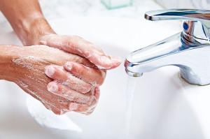 A importância de lavarmos as mãos