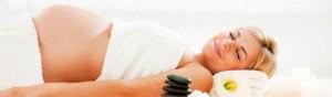 Massagem para grávidas Garbhini Shanti